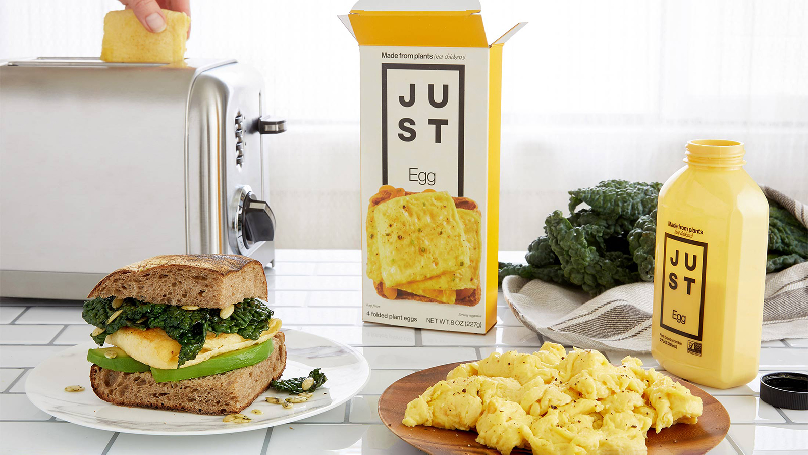 Photo of Eat Just Plans To Launch Vegan Egg In Europe By End Of Year